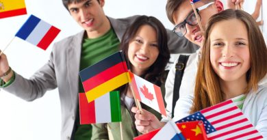 นักเรียน เรียนต่อต่างประเทศ