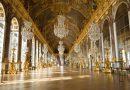 พระราชวังแวร์ซายส์ในฝรั่งเศส
